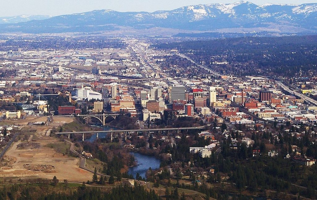 Best Place to Propose in Spokane, WA