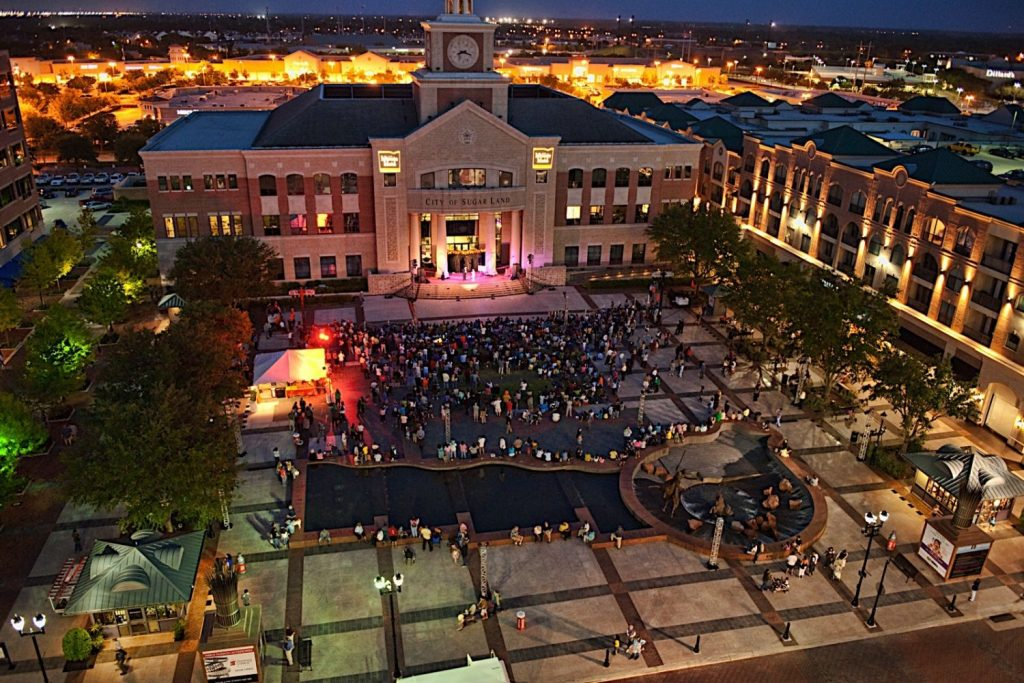 Best Place to Propose in Sugar Land, TX