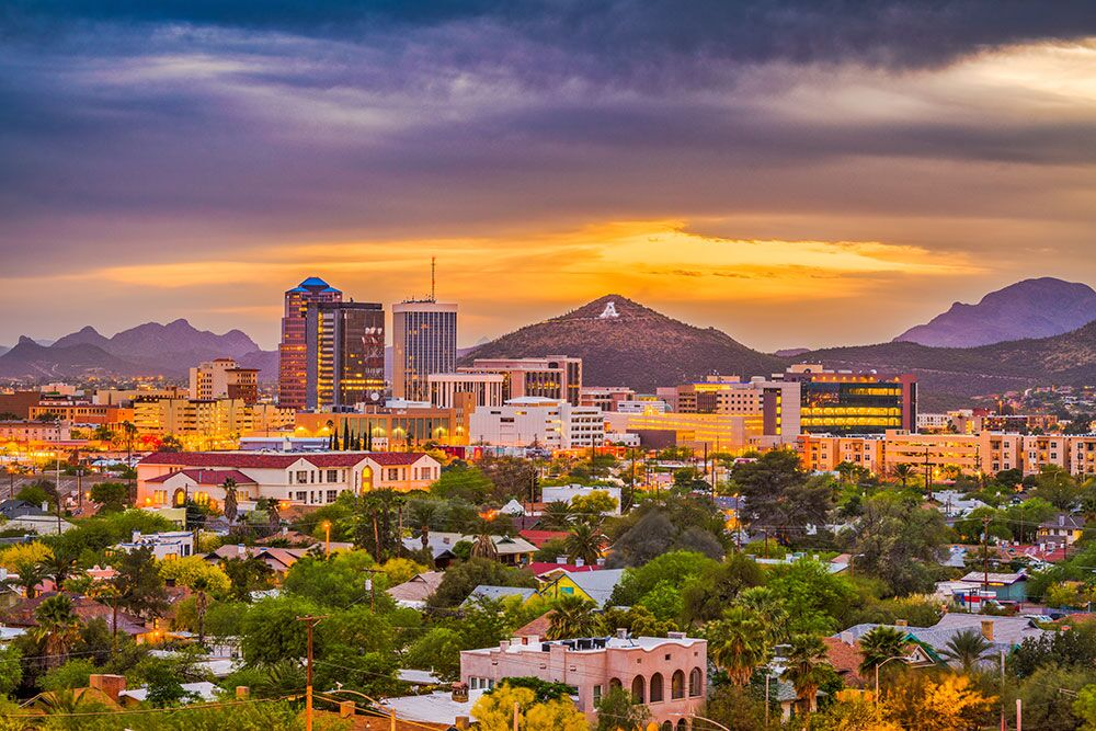 Best Place to Propose in Tucson, AZ