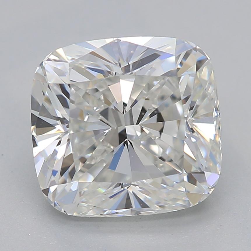 Cushion cut diamond 1.10 F VS1Cushion cut diamond 1.10 F VS1