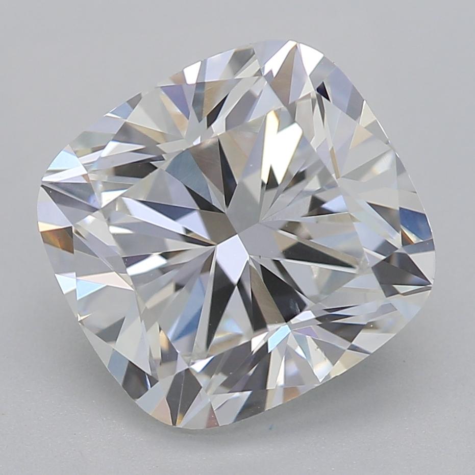 Cushion cut diamond 2.50 G SI1
