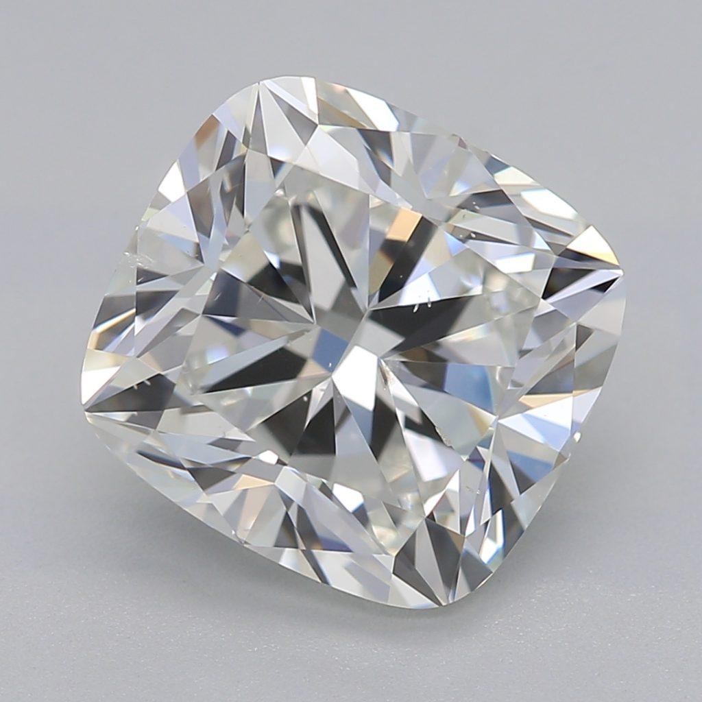 Cushion cut diamond 3.01 I SI1