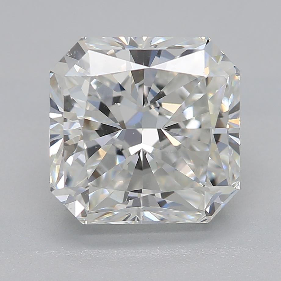 Radiant cut diamond G SI1 - 1.50 SQUARE