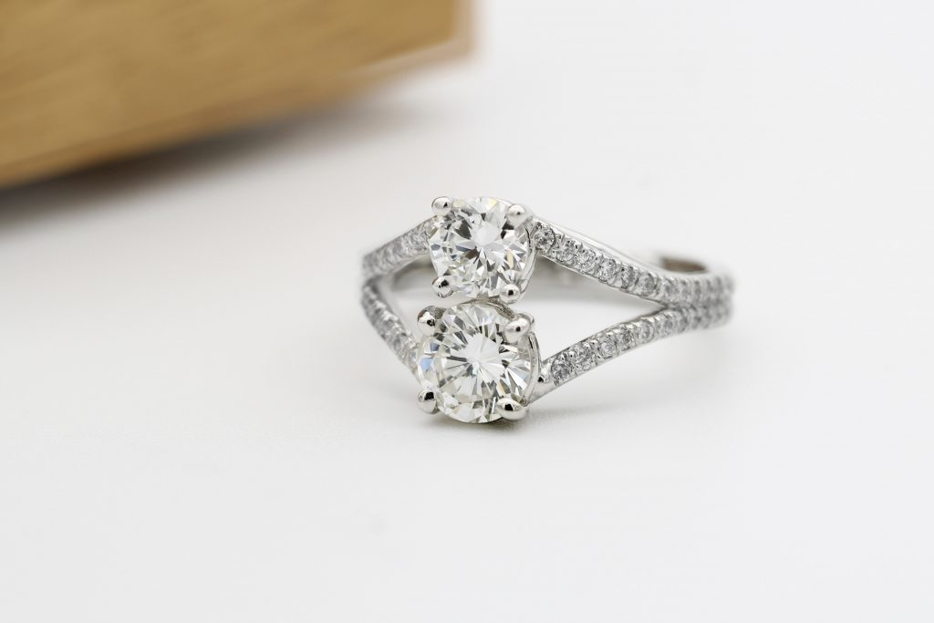 Custom Engagement Rings at your Local Jeweler are gratifying to create and definitely worth the cost and wait because of their unique, personal appeal.