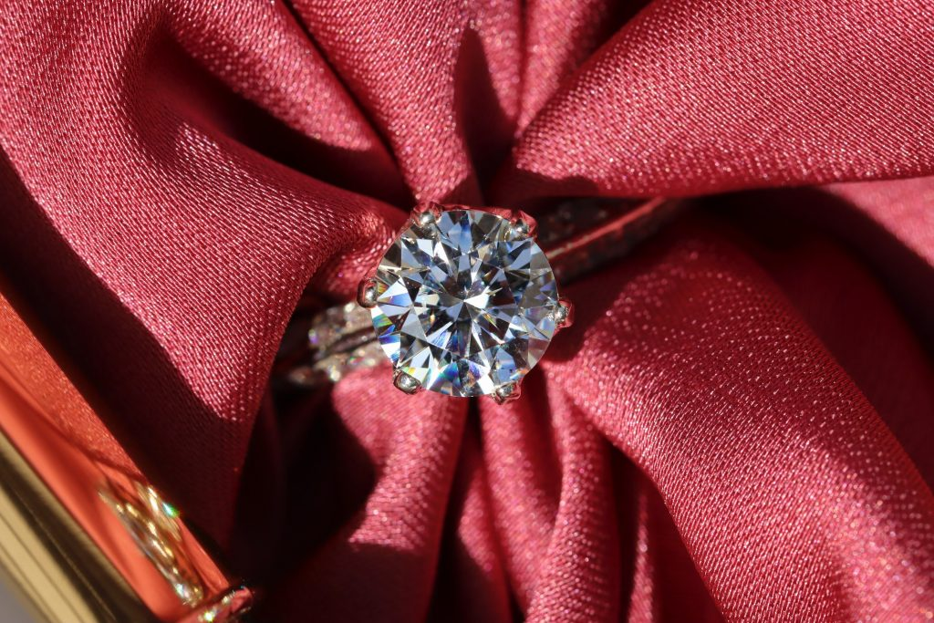 Shopping for Engagement Rings and Fine Jewelry