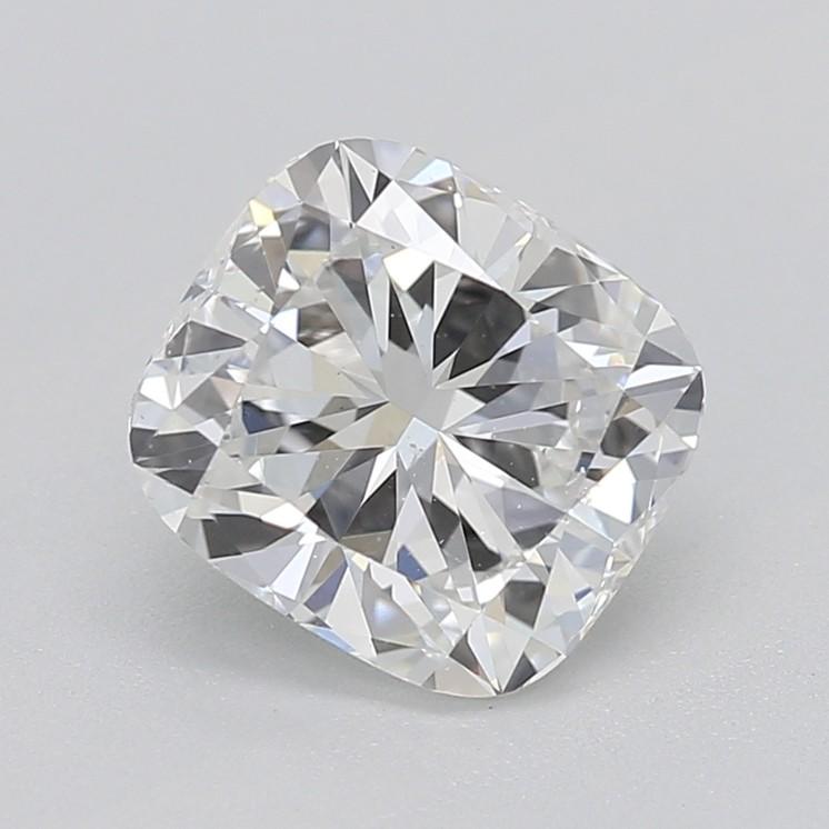 Cushion cut diamond G SI1 1.00carat