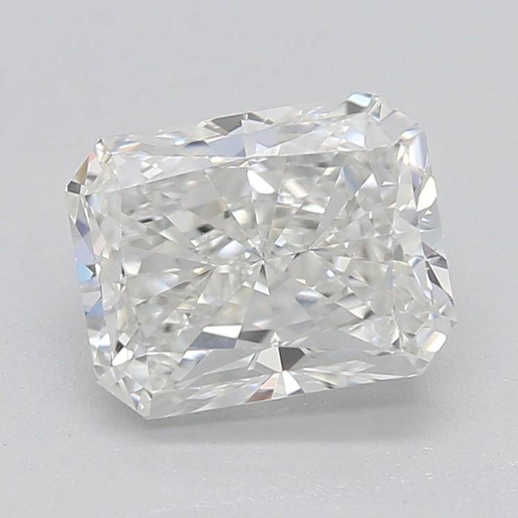 Radiant cut diamond H SI1 1.01carat