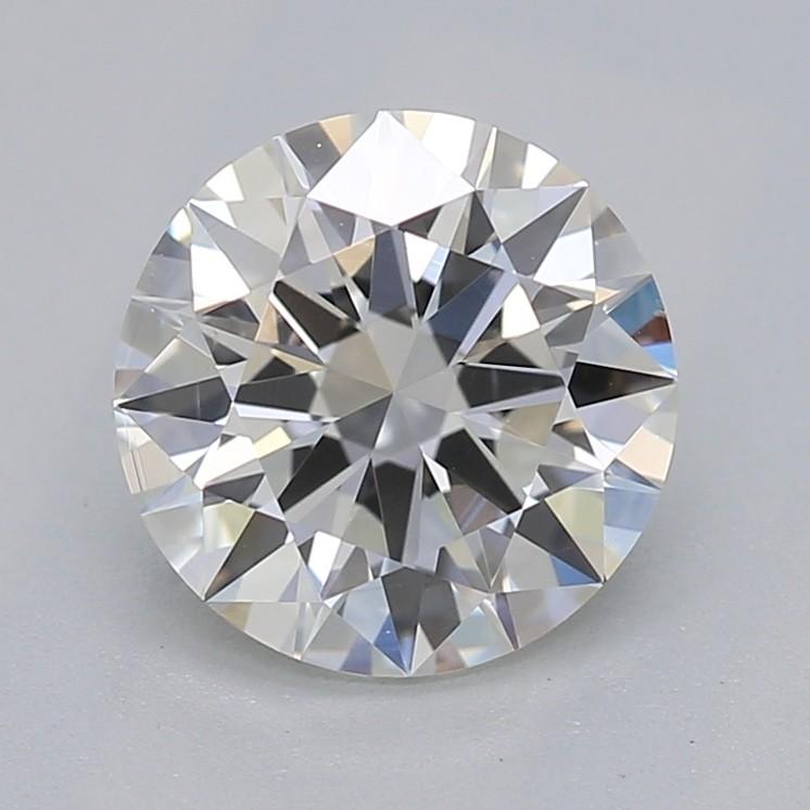 round cut diamond H SI1 1.00ct