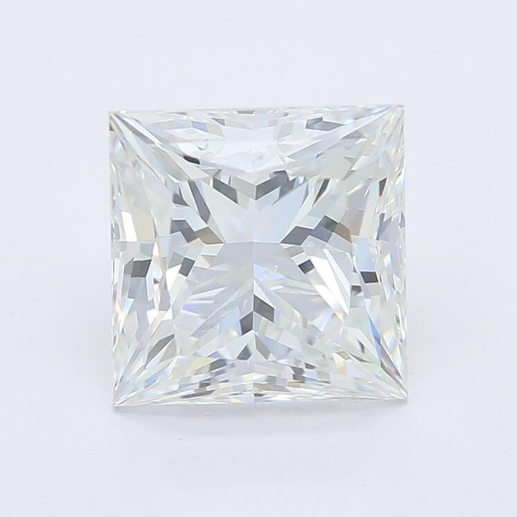 Princess Diamond 1.7 Carat E-SI1 - Everything You Need to Know About E Color Diamonds
