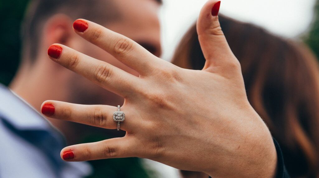 emerald halo engagement ring - What is an Inclusion in a Diamond, and Which Ones Should You Avoid