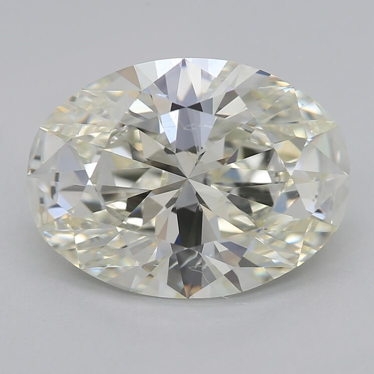 j color oval diamond - Everything You Need to Know About J Color Diamonds