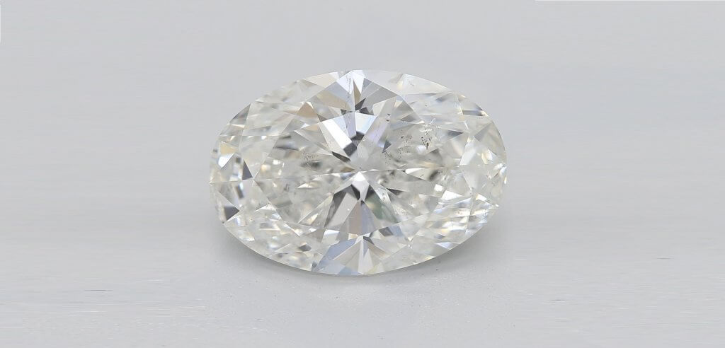 oval diamond I color - Everything You Need to Know About I Color Diamonds