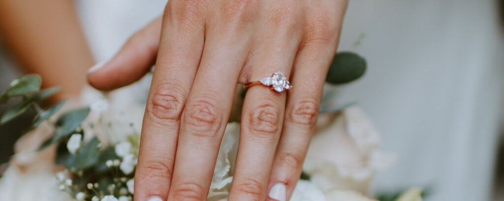 solitaire oval center diamond with pear side stones -What is the Most Expensive Diamond Cut